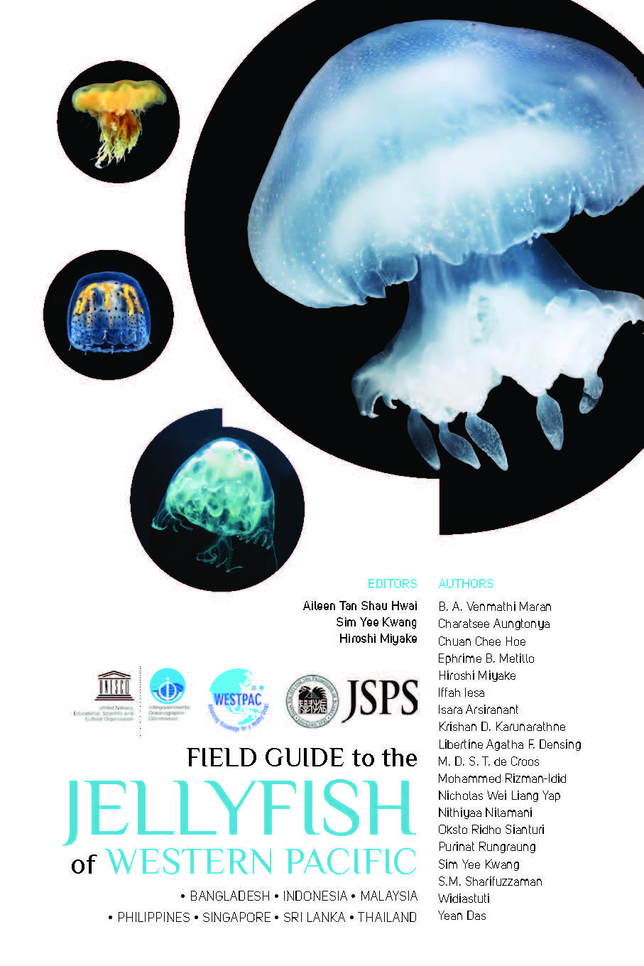 Field Guide to the Jellyfish of Western Pacific Page 001